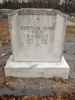 Gertrude Agnes Hosch