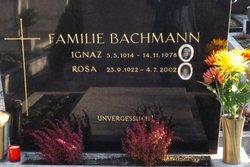 Rosa Bachmann