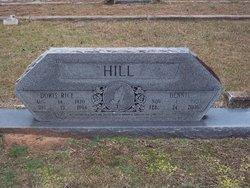 Doris <i>Rice</i> Hill