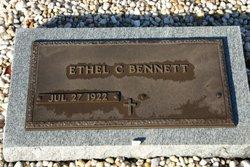 Ethel C Bennett