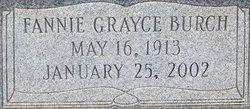 Fannie Grayce <i>Burch</i> Bedingfield