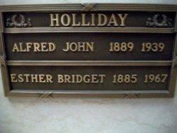 Alfred John Holliday