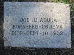 Joe M. Acuna