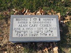 Alan Gary Alby Cohen