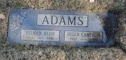 Helen <i>Cameron</i> Adams