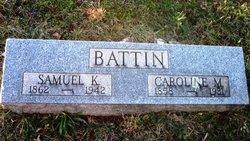 Samuel Kennard Battin