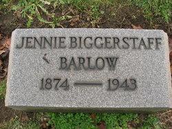 Jennie <i>Biggerstaff</i> Barlow