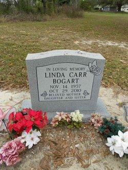 Linda <i>Carr</i> Bogart