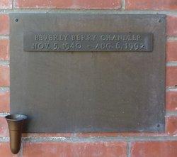 Beverly Berry Chandler