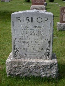Charlotte <i>Oakes</i> Bishop