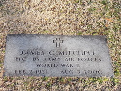 PFC James Clarence Mitchell, Sr
