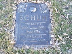 Ethel Lorraine <i>Duxbury</i> Schuh