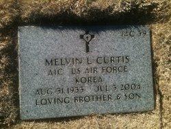 Melvin L Curtis