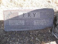 Lillian Clara <i>Lewis</i> Fry