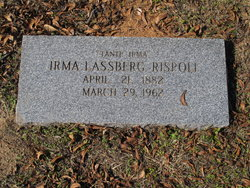 Irma <i>Lassberg</i> Bishop