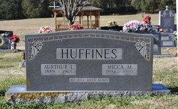 Arthur Lee Huffines