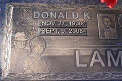 Donald K. Lambert