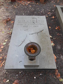 Julia de Gruyter