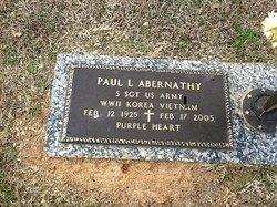 Paul Lee Abernathy