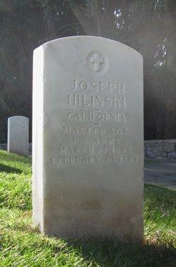 Joseph Hilinski