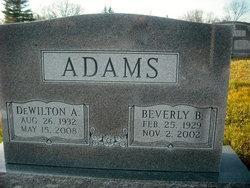Dewilton A. Adams, Jr