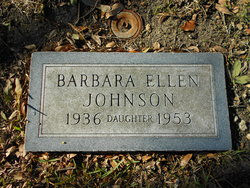Barbara Ellen Johnson