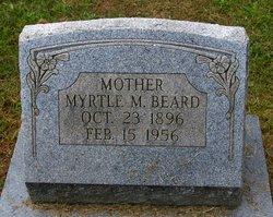 Myrtle <i>Miller</i> Beard