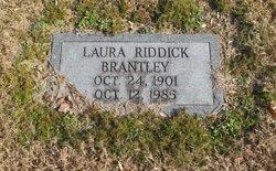 Laura Evalyn <i>Riddick</i> Brantley