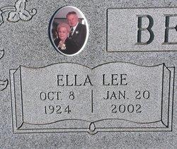 Mrs Ella Lee <i>Duke</i> Asbury/Bender