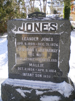 Infant Son Jones