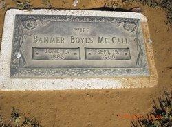 Emma Bammer <i>Boyls</i> McCall