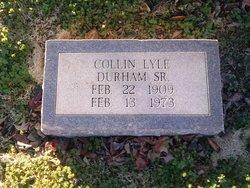 Collin Lyle Durham, Sr