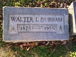 Walter L. Durham
