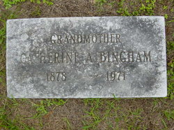 Catherine A Bingham