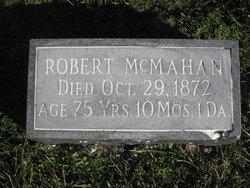 Robert McMahan, Jr