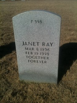 Janet Ray Curtis