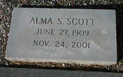 Alma <i>Sprouse</i> Scott