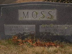 Lemuel Govan Moss