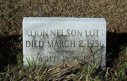 Alion Nelson Lott