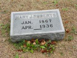 Mary Jane <i>Pruet</i> Roberts