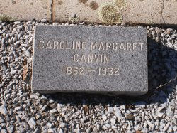 Caroline Margret Canvin