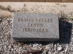 Erving Pardee Canvin