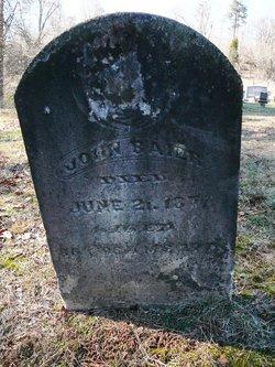 John D. Baier