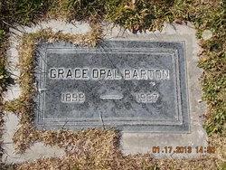 Grace Opal <i>Parker</i> Barton