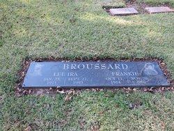 Frankie M <i>Morgan</i> Broussard