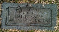 Hattie <i>Robertson</i> Casey