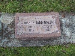 Joshua Todd Borton