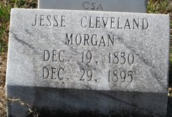 Jesse Cleveland Cleve Morgan