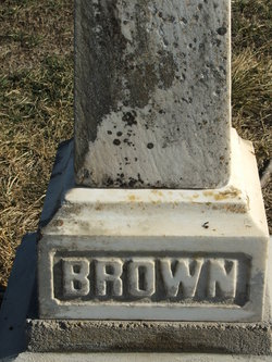 Anna Amy <i>Hoover</i> Brown