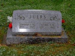 Selma Anna <i>Margaret</i> Juers